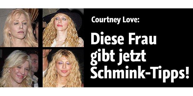 Diese Frau will Schmink-Tipps geben!