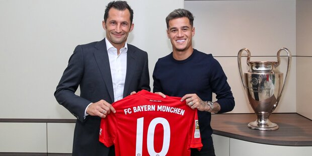 FC Bayern: So viel kostet Coutinho wirklich
