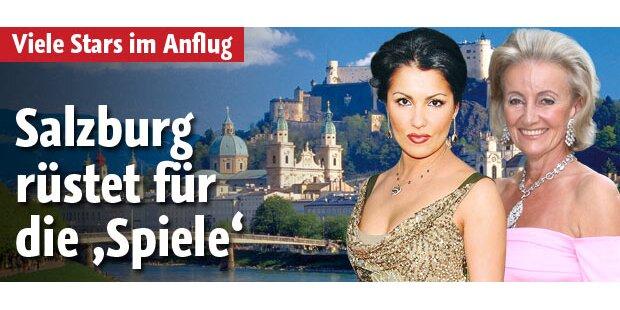 """Salzburg rüstet für die """"Spiele"""