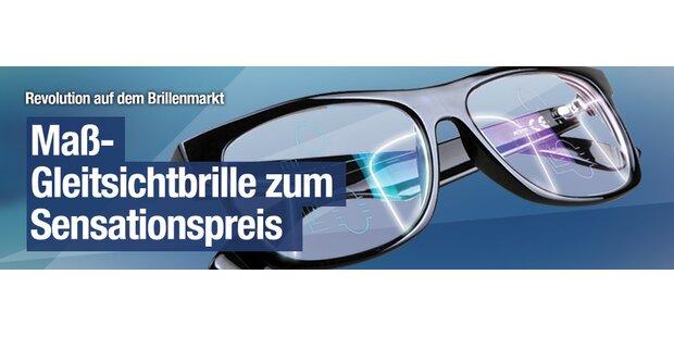 Anzeige Brillen Wetter