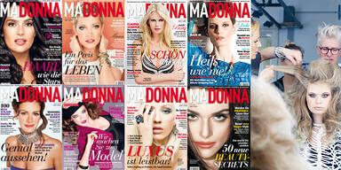 Werden Sie MADONNA-Coverstar!