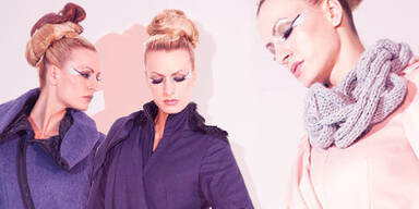 Opulenter Fashion-Purismus