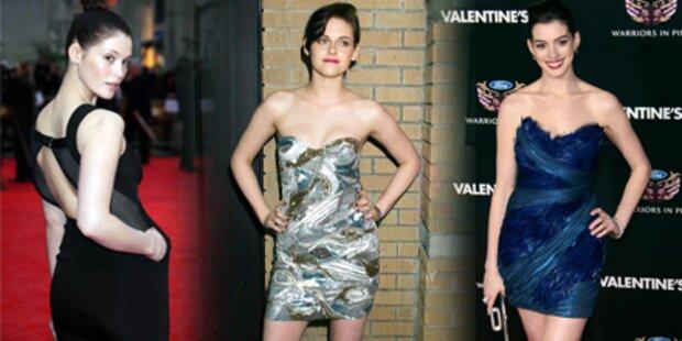 Kurz und gut: Hollywood-Trend Mini-Dress
