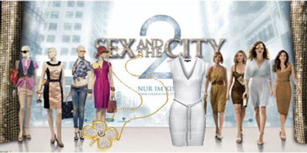 So HOT! Der Sex and the City 2-Style