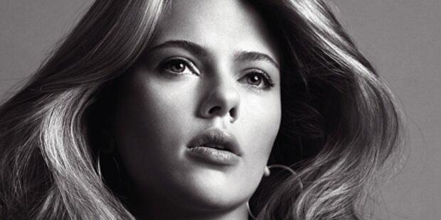 Scarlett Johansson sanft und sexy