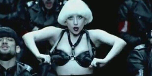 Waffen-BH und Co.: Lady Gagas krasse Looks