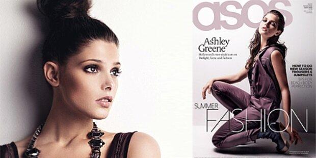So sexy ist Twilight-Beauty Ashley Greene