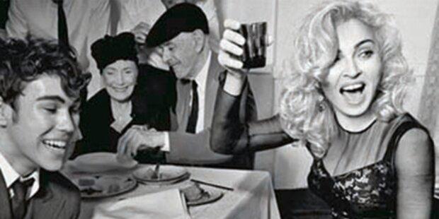 Madonna schockt mit Bürgerlichkeit