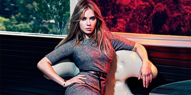 Mango-Beauty Scarlett Johansson