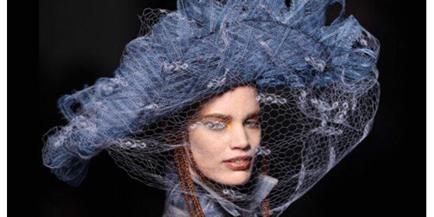 Fashion Week: Gaultier & Valentino