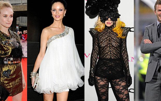 Vanity Fair präsentiert: Best Dressed Stars 2010