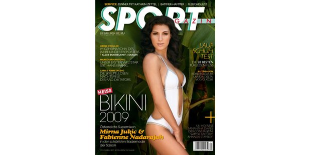 Mirna & Fabienne: Beautys im Bikini