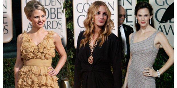 Golden Globes: Floproben & Traumkleider
