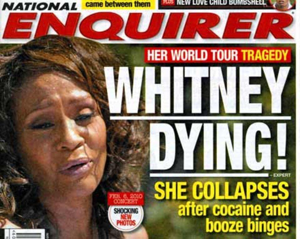 Nackt  Whitney Houston 41 Sexiest