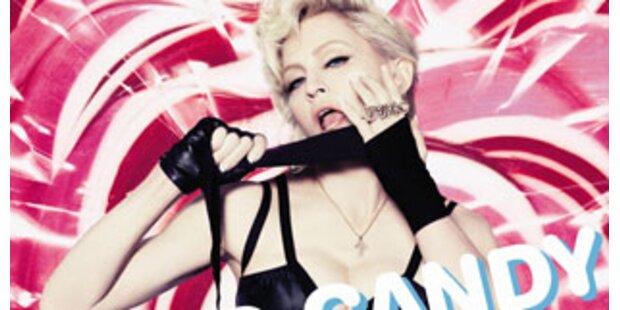 Madonna schwingt die Peitsche