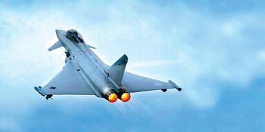 Neuer Wirbel um Eurofighter