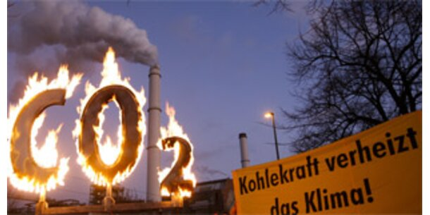 Trotz Warnung steigen die Treibhausgas-Emissionen