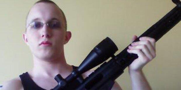 US-Neonazi gibt Mordplan gegen Obama zu