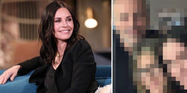 Cox postet 'Friends'-Reunionbild und Netz flippt aus