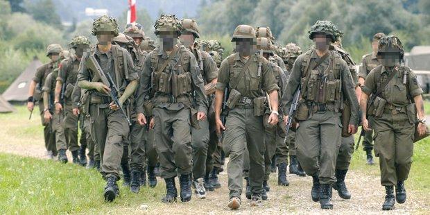 Bundesheer Soldat stirbt in Horn bei Marsch
