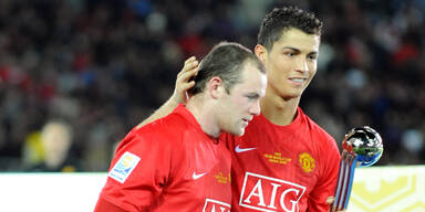 Rooney verrät lustige Mäci-Story mit Ronaldo