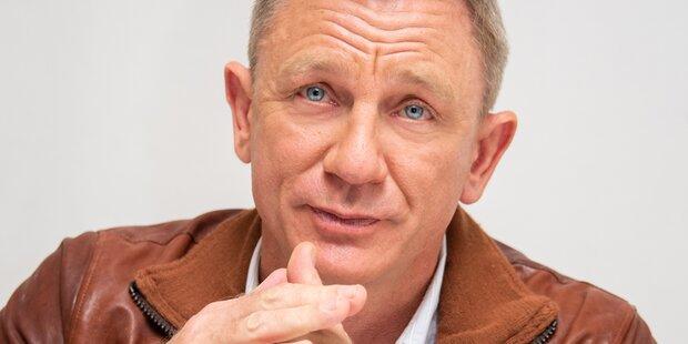 Jetzt fix: Aus für Daniel Craig als Bond