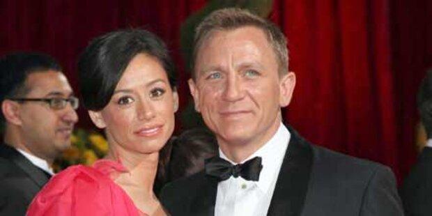 Hat Daniel Craig heimlich geheiratet?