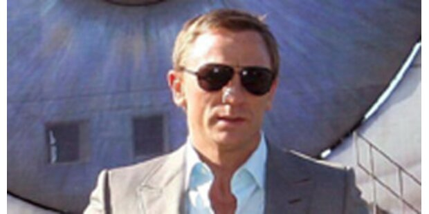 Daniel Craig spielt bösen Piraten bei