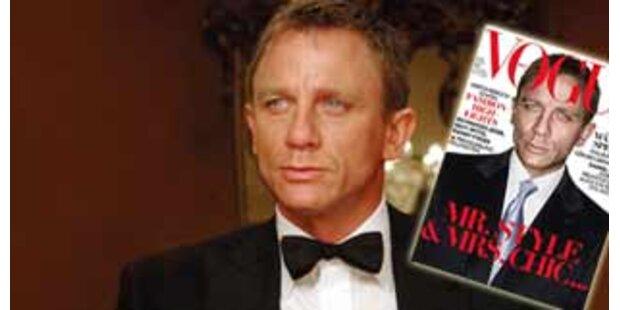 Daniel Craig ist MR. STYLE