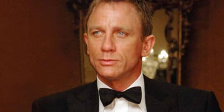Daniel Craig wedelte am Arlberg über die Piste