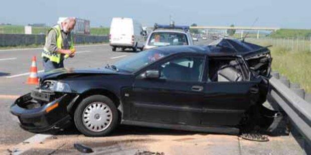 Tödlicher Unfall auf der Westautobahn