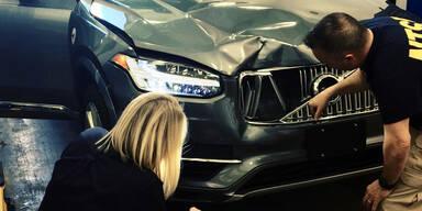 Schockierende Details zu Todescrash mit Uber-Roboterauto