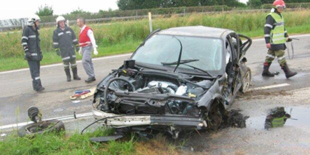 Grazer (21) stirbt bei Crash auf A9