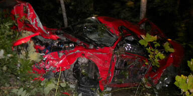 Unfall in Bad Aussee