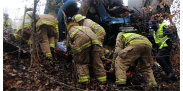 Crash von 2 Militärfliegern endet mit 5 Toten