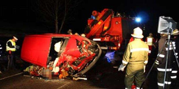 Brüderpaar stirbt im brennenden Auto