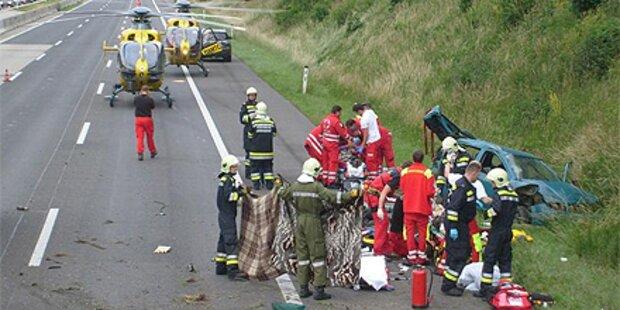 19-Jährige nach Horror-Crash verstorben