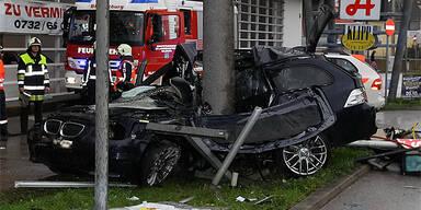 Tödlicher Crash in Salzburg