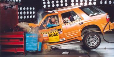 Fahrzeug-Crashtests ab 2009 schäfer
