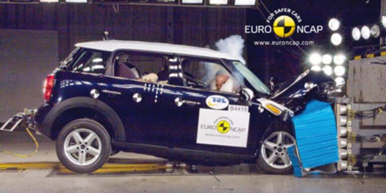 NCAP-Crashtest - China-Auto versagte