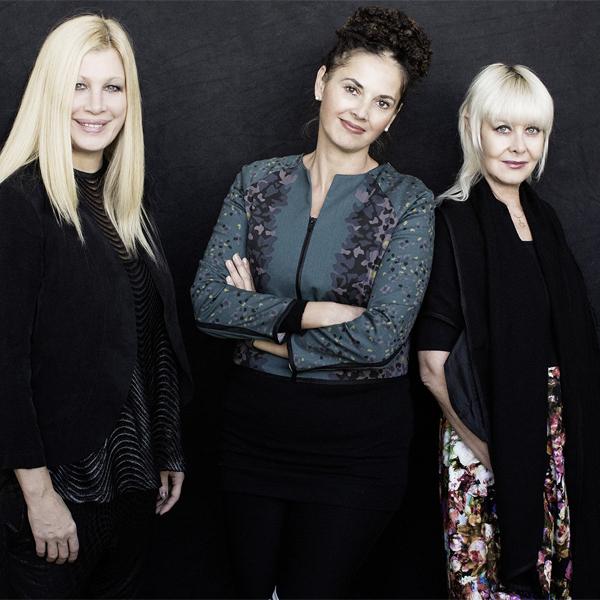 Zigi Mueller, Maria Oberfrank & Elvyra Geyer