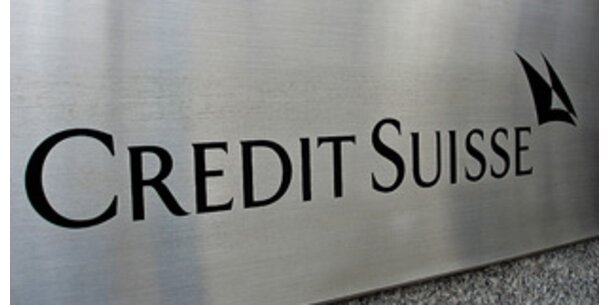 US-Kreditkrise reißt Credit Suisse mit