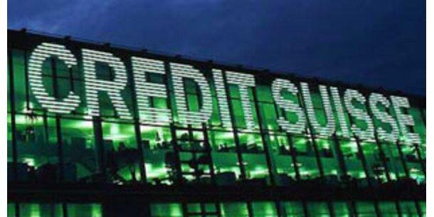Credit Suisse erleidet 3 Mrd. Franken Verlust