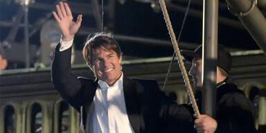 Tom Cruise Nachtdreh an der Oper