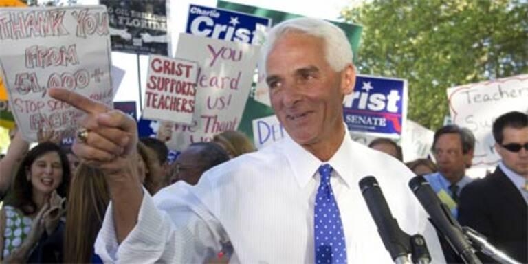 Floridas Gouverneur verlässt Republikaner