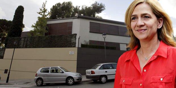 Infantin Cristina verkauft ihre Luxus-Villa