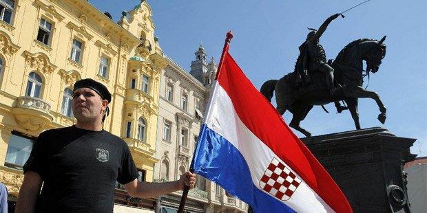 Massenauswanderung von Kroaten