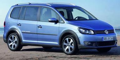 Nun bringt VW den neuen CrossTouran