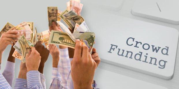 Crowdfunding weiter auf Erfolgskurs