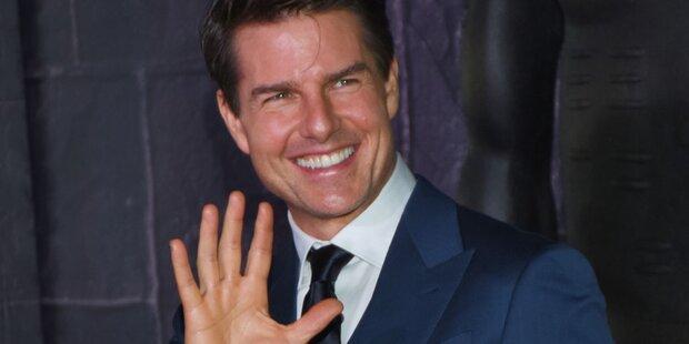 Tom Cruise: Pikante Sex-Details